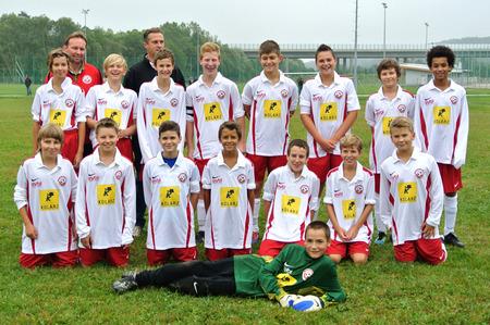 Runde Sache: KOLARZ<br> sponsert Jugend & Sport