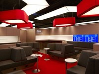 ÖBB Club Lounge – Hauptbahnhof Wien