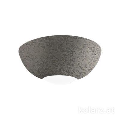 0011.60.Gr Grey, Length 10cm, Width 24cm, 1 light, R7s 78mm