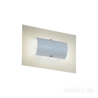 0012.61 White, Length 26cm, Width 26cm, Max. height 14cm, 1 light, R7s 78mm