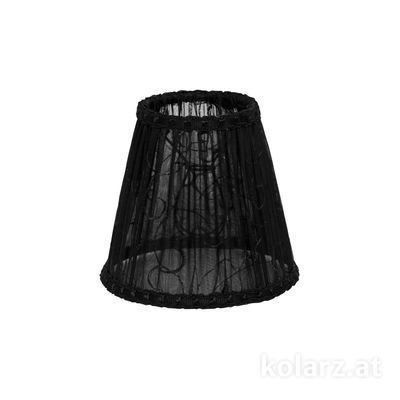 0112.S01.Bk Black, Ø13cm, Height 14cm