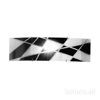 0296.61S.5.41.WBk Chrome, Black, Length 11cm, Width 41cm, 1 light, R7s 78mm