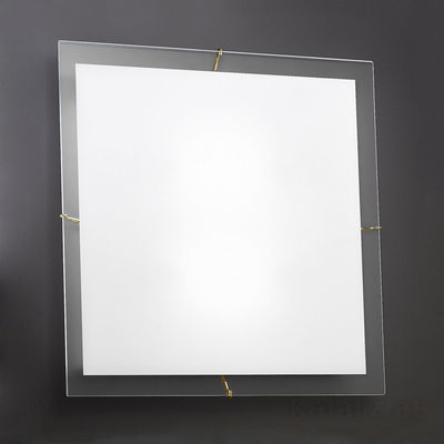 0314.UQ52.3.W 24 Carat Gold, Length 50cm, Width 50cm, 2 lights, R7s 118mm