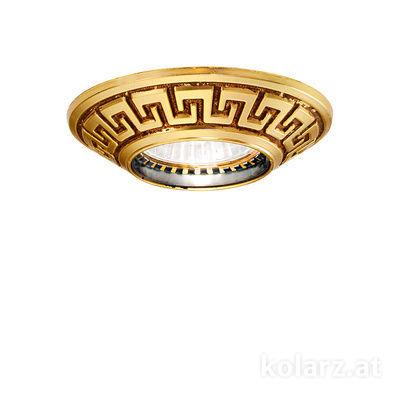 0359.10R.15 French Gold, Ø10cm, Height 20cm, 1 light, GU10