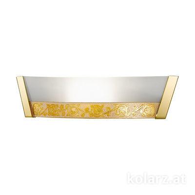 0364.61.3 24 Carat Gold, 1 light, R7s 78mm