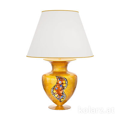 1365.71L.Au 24 Carat Gold, Ø55cm, Height 90cm, 1 light, E27
