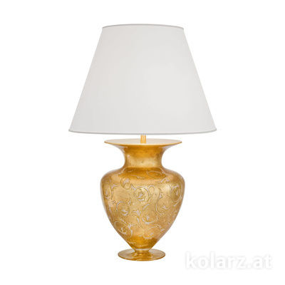 1420.71L.Au 24 Carat Gold, Ø55cm, Height 90cm, 1 light, E27
