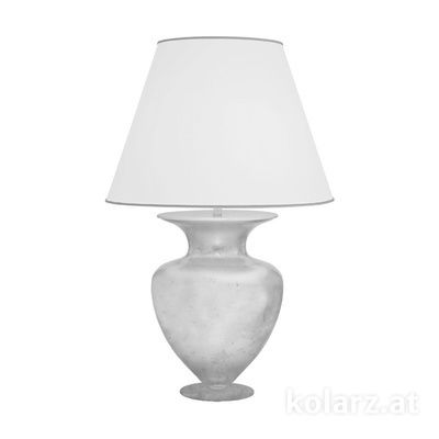 1424.71L.Ag Chrome, Ø55cm, Height 90cm, 1 light, E27