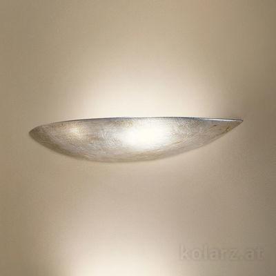 219.60.5 Silver, Width 45cm, Max. height 5cm, 1 light, R7s 78mm