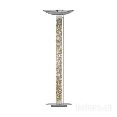2252.41.5.Li.SA Chrome, Length 60cm, Width 26cm, Height 185cm, 4 lights, LED dimmable