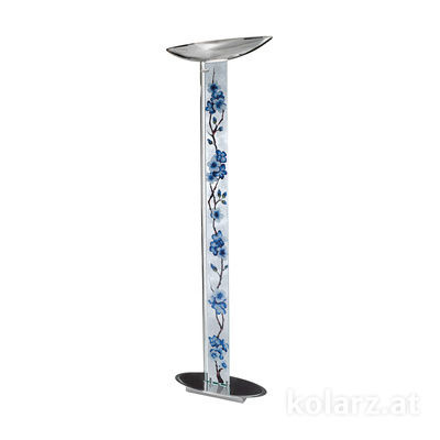 2252.41.5.Pr.Ag Chrome, Length 60cm, Width 26cm, Height 185cm, 4 lights, LED dimmable