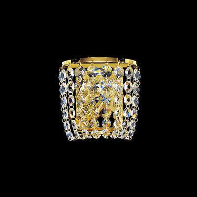 3161.61/17 24 Carat Gold, Width 16cm, Height 17cm, 1 light, E14