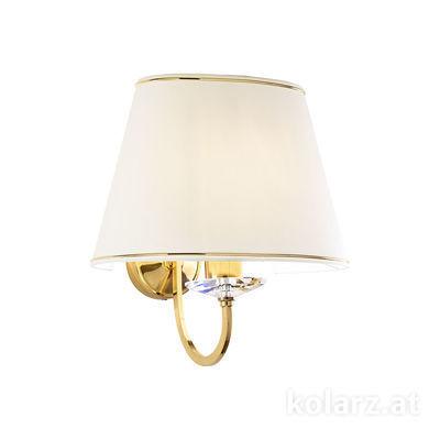 330.60.8C Engl. Brass, Width 32cm, Height 33cm, 1 light, E27