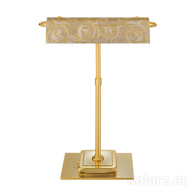 5040.70130.000/tc10 24 Carat Gold, Length 30cm, Width 19cm, Height 43cm, 2 lights, G9