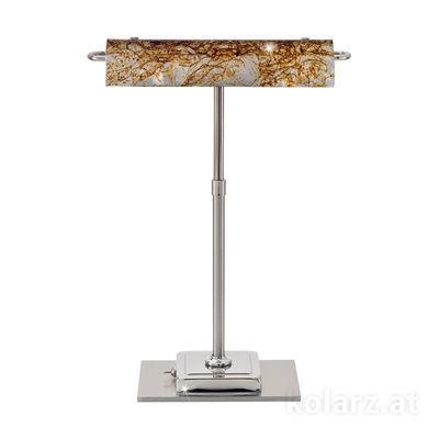 5040.70150.000/me50 Chrome, Length 30cm, Width 19cm, Height 43cm, 2 lights, G9