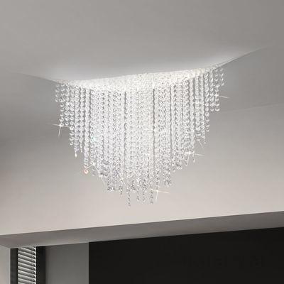 5310.10350.940 White Matt, Length 120cm, Width 40cm, Height 52cm, 3 lights, LED dimmable
