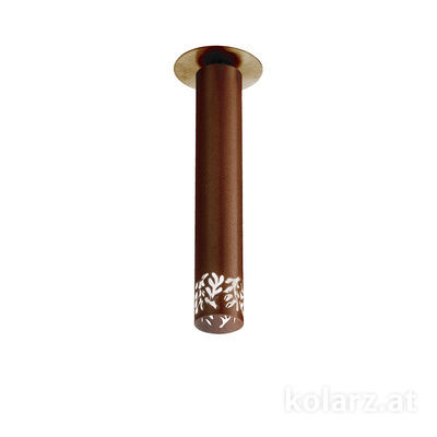 5370.10090 Corten, Ø7cm, Max. height 28cm, 1 light, LED dimmable