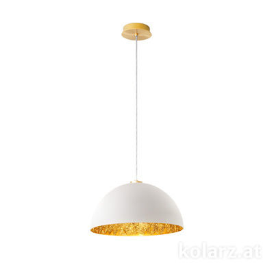 5600.30133.000/li13 24 Carat Gold, Ø40cm, Max. height 150cm, 1 light, E27
