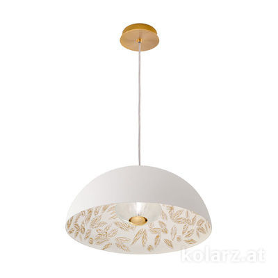5600.30134.000/li11 24 Carat Gold, Ø50cm, Max. height 150cm, 1 light, E27