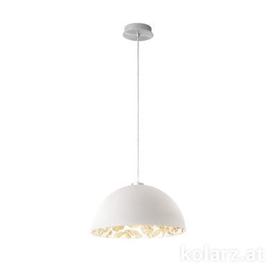 5600.30153.000/li11 Chrome, Ø40cm, Max. height 150cm, 1 light, E27