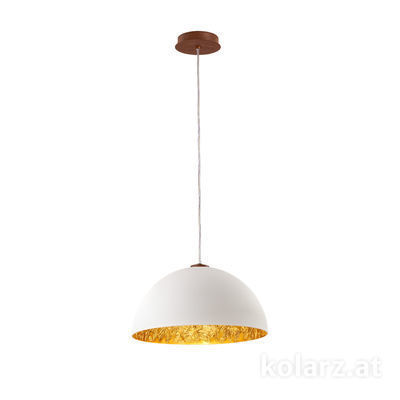 5600.30193.000/li13 Corten, Ø40cm, Max. height 150cm, 1 light, E27