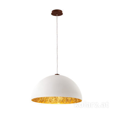5600.30194.000/li13 Corten, Ø50cm, Max. height 150cm, 1 light, E27
