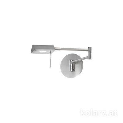 A1301.61.6 Никель, Ширина 29cm, Высота 12cm, 1 лампа, LED