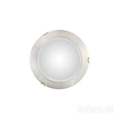 A1306.11LED.3.SunWg Gold, Ø30cm, Height 8cm, 1 light, LED