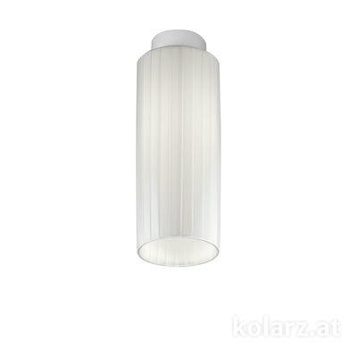 A1307.11.1.W White Matt, Ø12cm, Height 34cm, 1 light, E27