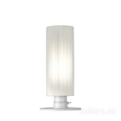 A1307.71.1.W White Matt, Ø22cm, Height 35cm, 1 light, E27