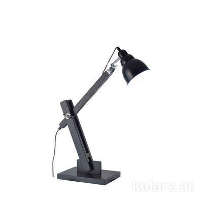 A1322.71.Bk Black Matt, Ø20cm, Min. height 60cm, Max. height 70cm, 1 light, E14
