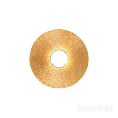 A1336.11.1.SunAu Blanco, Ø25cm, Altura 3cm, 1 luz, GX53