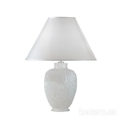 A1340.71 White, Ø40cm, Height 54cm, 1 light, E27