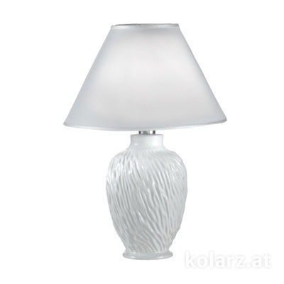A1340.72 White, Ø50cm, Height 65cm, 1 light, E27