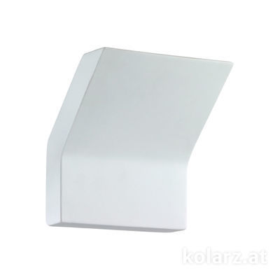 A1341.61.1 Weiß, Breite 14cm, Höhe 15cm, 1-flammig, G9