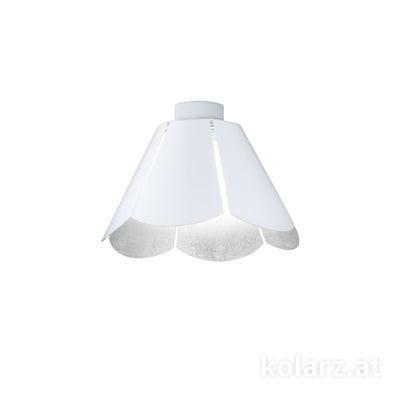 A1346.11.Wm.Ag/15 Silver, Ø15cm, Height 12cm, 1 light, E27