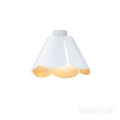 A1346.11.Wm.Au/15 Gold, Ø15cm, Height 12cm, 1 light, E27