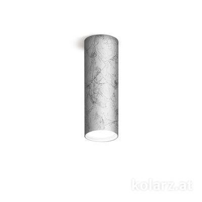 A1347.11.VinAg/23 Silver, Ø8cm, Height 23.5cm, 1 light, GX53