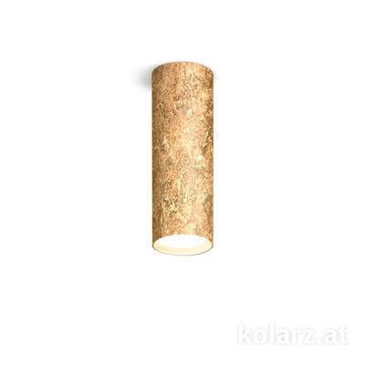A1347.11.VinAu/23 Gold, Ø8cm, Height 23.5cm, 1 light, GX53
