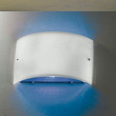 A28.60 blau White, Blue, Width 36cm, Height 17cm, 1 light, R7s 118mm