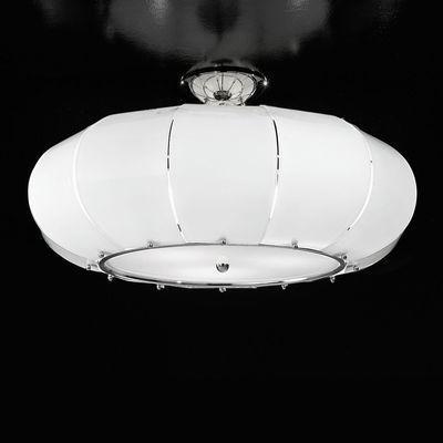 FLO.1106/PL70 03-W Chrome, Ø70cm, Max. height 35cm, 3 lights, E27
