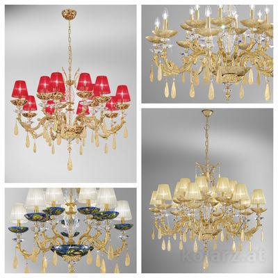 pseudo-42 Glanz und Glamour: Diese edle Muranoglas-Schönheit lässt stylische und elegante Interiors in hellem Lichterglanz erstrahlen.